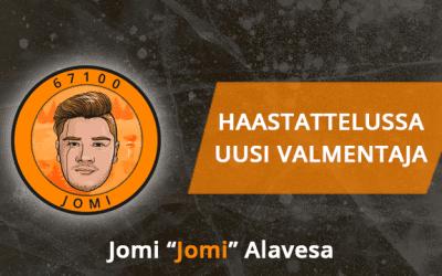 """Uuden CS:GO-valmentajan haastattelu – Jomi """"Jomi"""" Alavesa"""