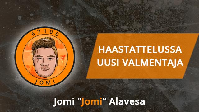 """CS:GO – Uuden valmentajan haastattelu – Jomi """"Jomi"""" Alavesa"""