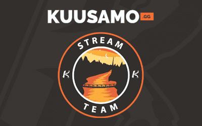 Stream Teamin ensimmäiset jäsenet julki!