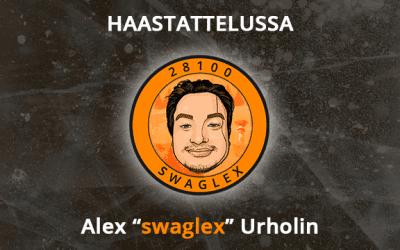 """Alex """"swaglex"""" Urholinin haastattelu"""
