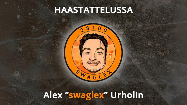 "CS:GO – Alex ""swaglex"" Urholinin haastattelu"